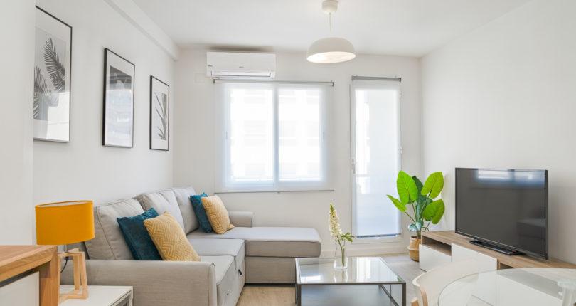Encuentra el apartamento perfecto para una larga estancia en Valencia
