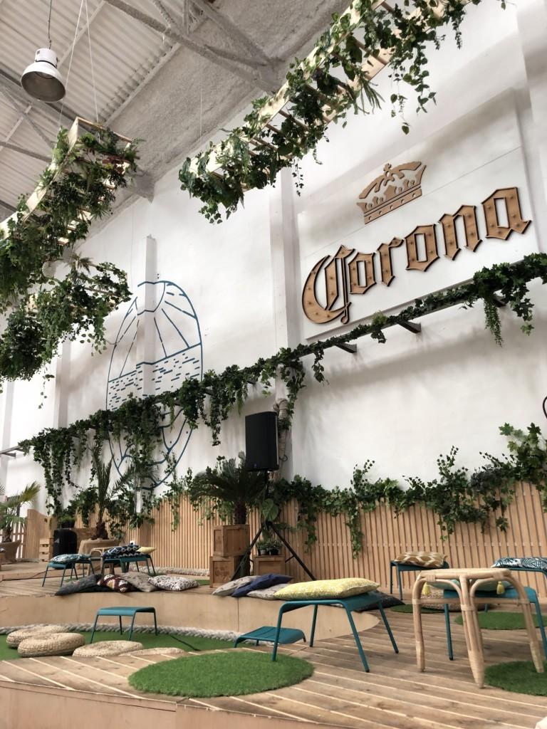 corona house spring in valencia