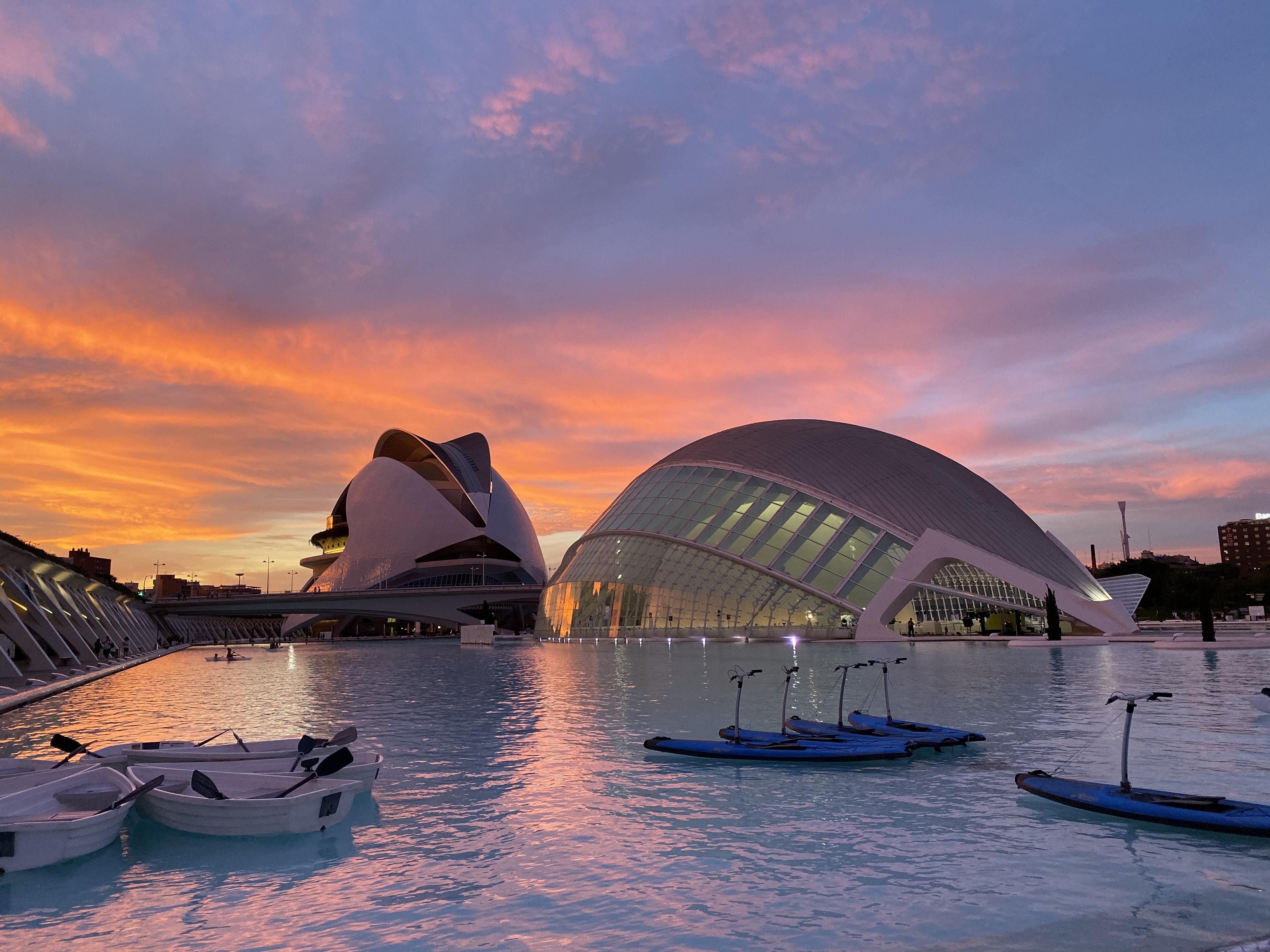Los mejores atardeceres de Valencia ¡Turismo fotográfico!
