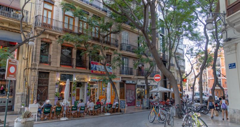 El Barrio del Carmen: uno de los más populares de Valencia