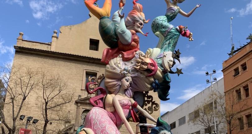 Las Fallas 2020 SE APLAZAN:  La fiesta más importante de Valencia.