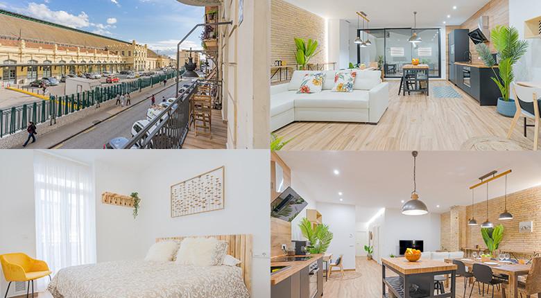 Apartamentos boutique totalmente nuevos